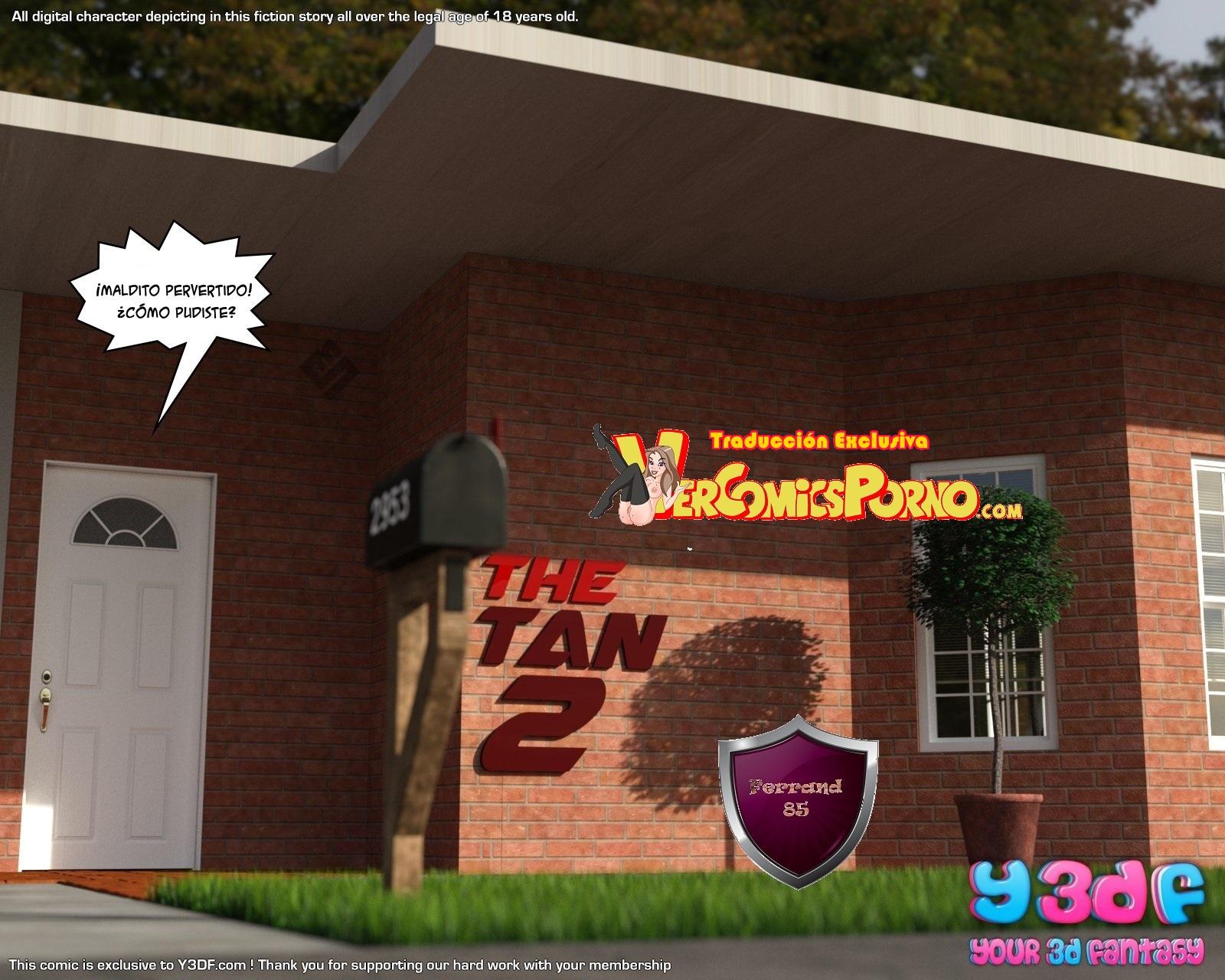 Madre e hijo follando The Tan Y3df parte 2 | Vercomicsporno